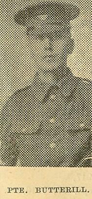 Profile picture for John William Butterill