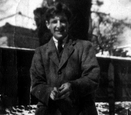 Edmund Blunden in Japan