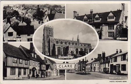 Clare Suffolk
