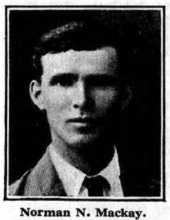 Norman Nicolson MacKay