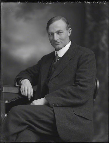 Profile picture for Thomas Edmund Harvey