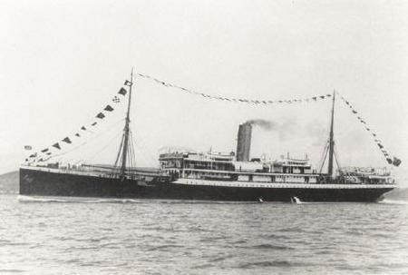 Profile picture for SS Mendi