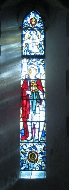 Collins / Towers-Clark Memorial window
