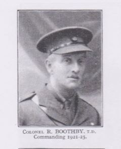Profile picture for Robert Cecil Boothby