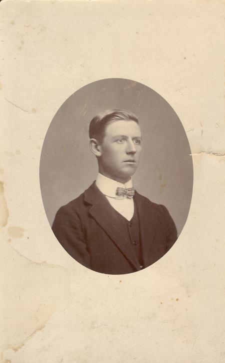 Profile picture for Thomas James Gadsby