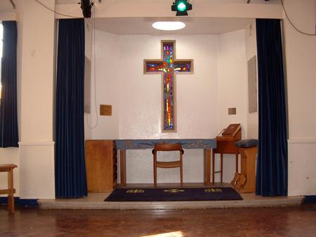 Ranelagh School sanctuary.