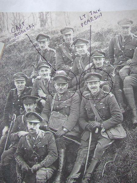 with other Sherwood Foresters