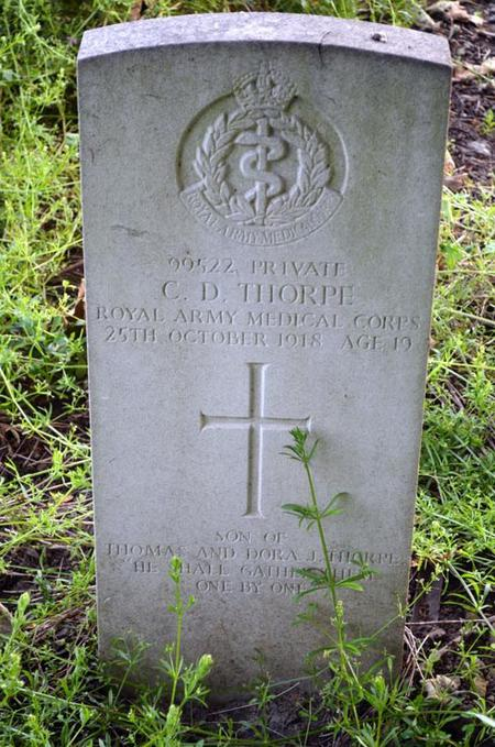 Profile picture for Carl Duncan Thorpe