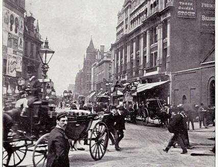 Tottenham Court Road