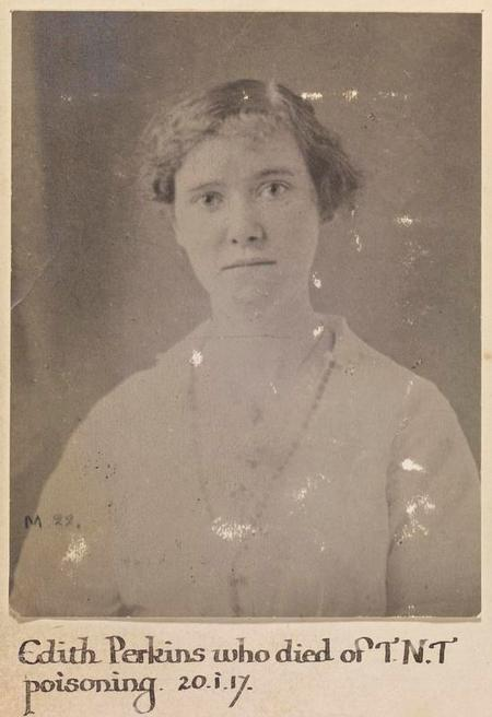 Profile picture for Edith Perkins