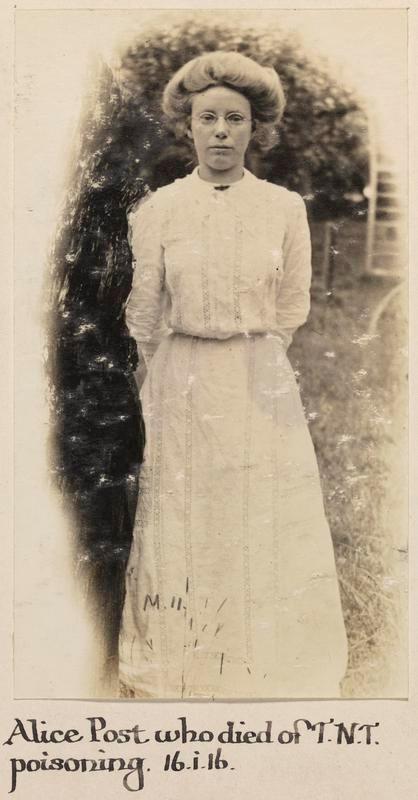 Profile picture for Alice Post