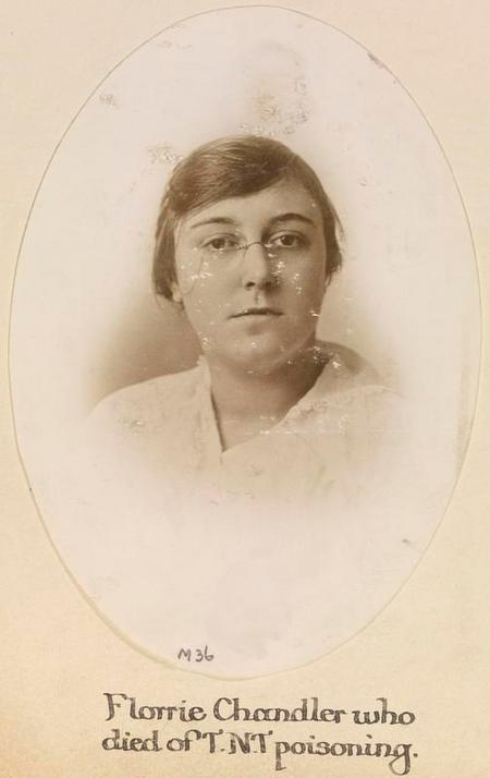 Profile picture for Florence Harriet Chandler