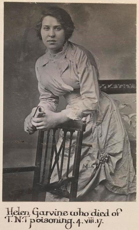 Profile picture for Helen Garvine