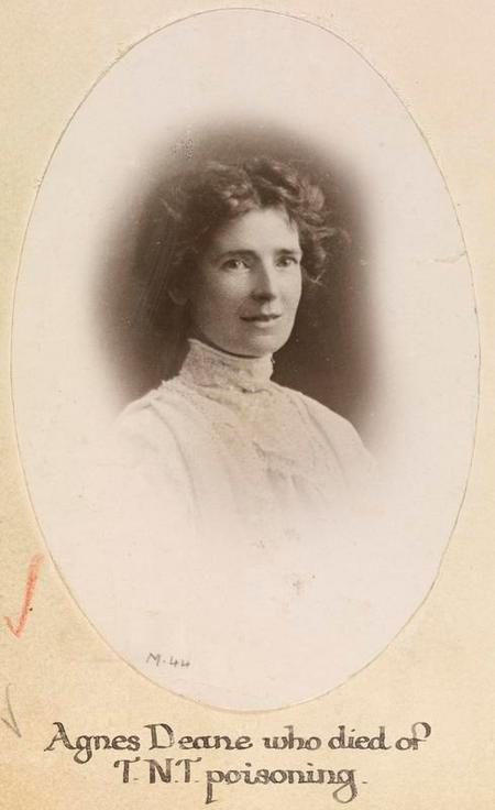 Profile picture for Agnes Deane