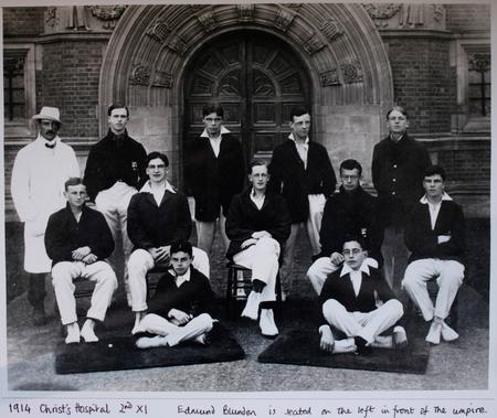 Cricket club in Christ's Hospital School