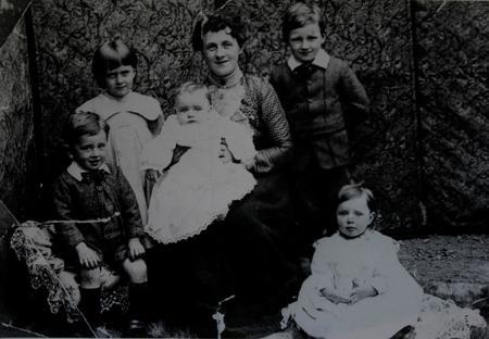 Edmund and his siblings