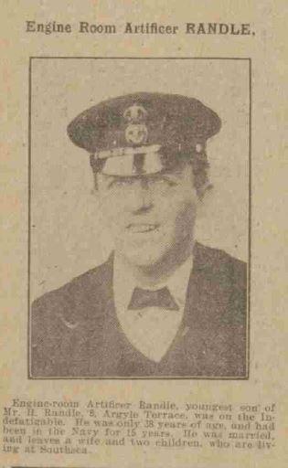 Profile picture for Rowland Lickbarrow Randle
