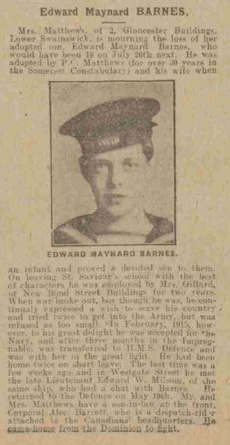 Profile picture for Edward Maynard Barnes