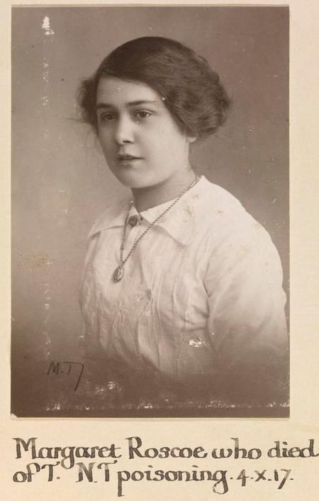 Profile picture for Margaret Roscoe