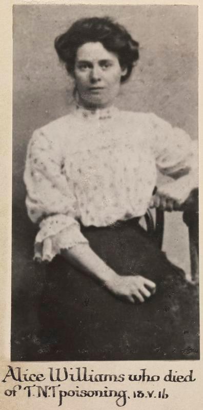 Profile picture for Alice Williams