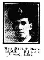 Profile picture for Henry Thornton Cleare