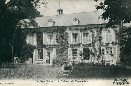 The Chateau at Vauxcelles