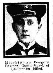 Profile picture for Peregrine Robert Dearden