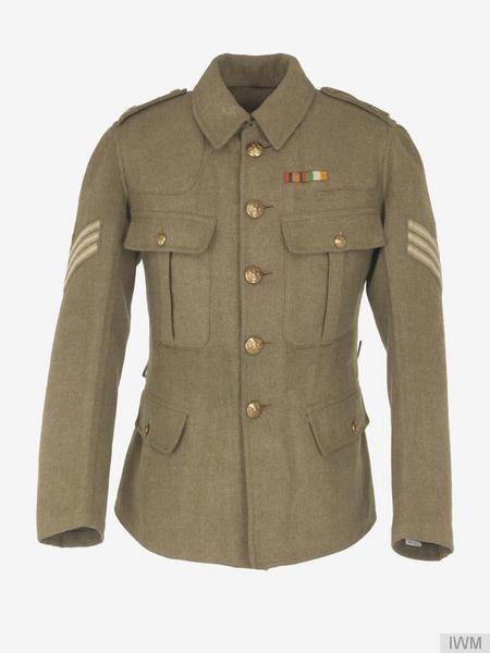 Jacket, Service Dress, 1907 Pattern