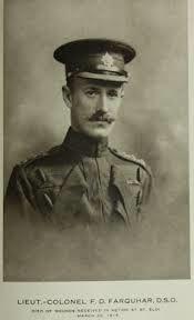 Profile picture for Francis Douglas Farquhar