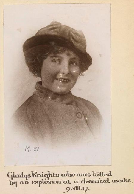 Profile picture for Gladys E Knights