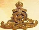 RFA cap badge