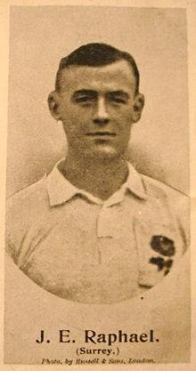 Profile picture for John Edward Raphael