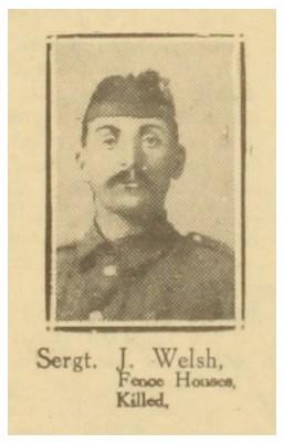 Profile picture for John Joseph Welsh