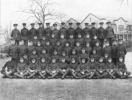 City Battalions Book of Honour - 17th Bttn XII Pln