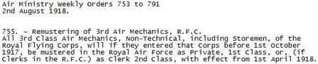 Air Order 755