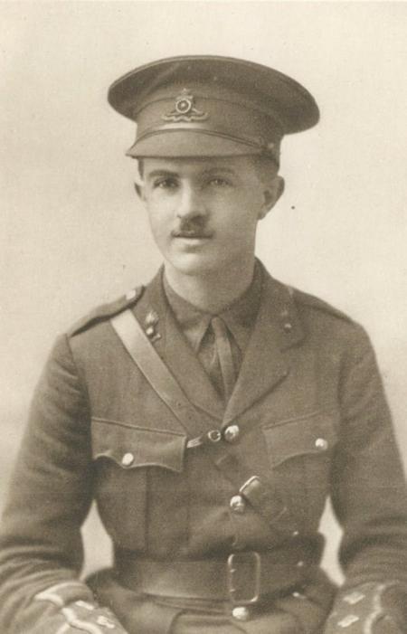 Profile picture for John De Havilland Chisholm-Batten