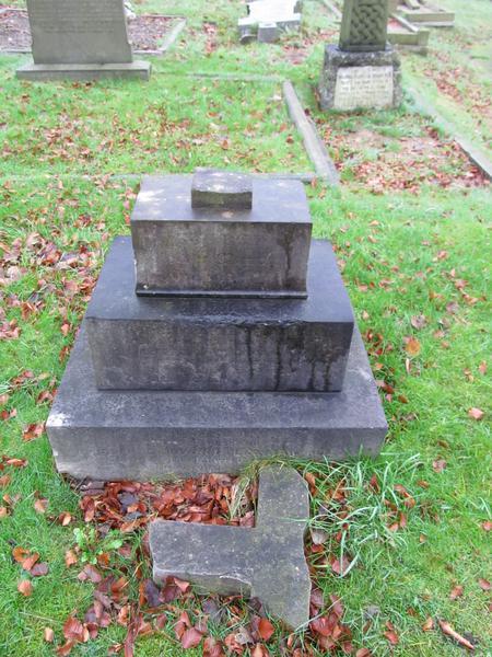Alfred Edward Flaxman Family Headstone