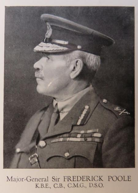 Profile picture for Frederick Cuthbert Poole