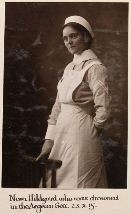 Profile picture for Nora Mildred Hildyard