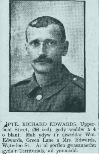 Profile picture for Richard Edwards