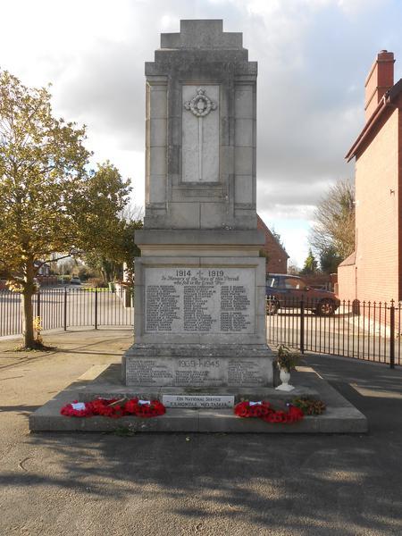 Rawcliffe War Memorial
