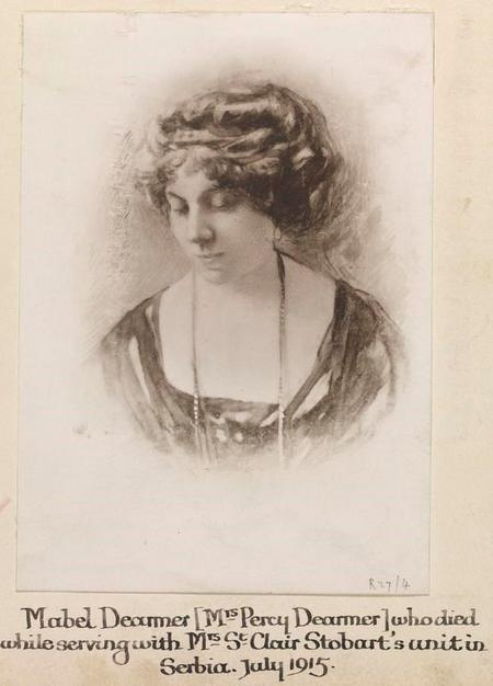 Picture of Mrs Mabel Dearmer