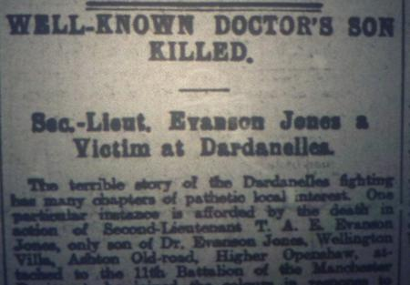 Well Known Doctor's Son Killed (1)