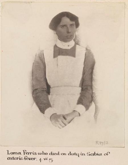 Profile picture for Lorna Ferris