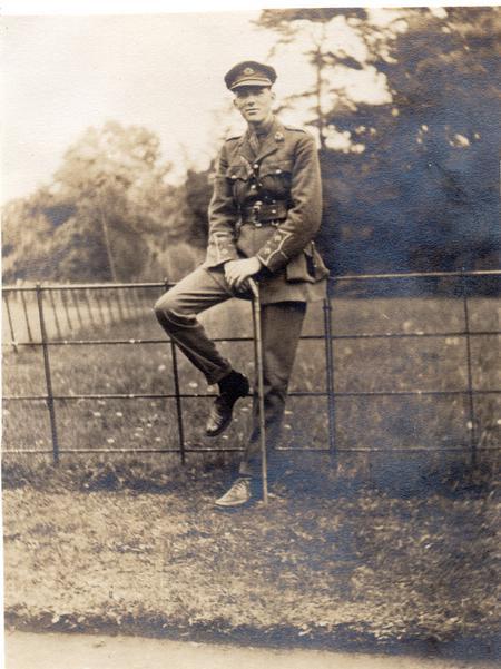 Charles Morris Colchester 1915