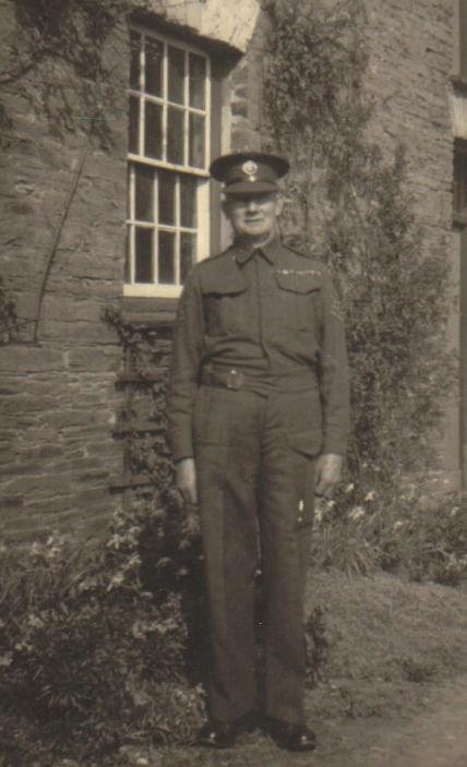 Profile picture for Percy William Homan