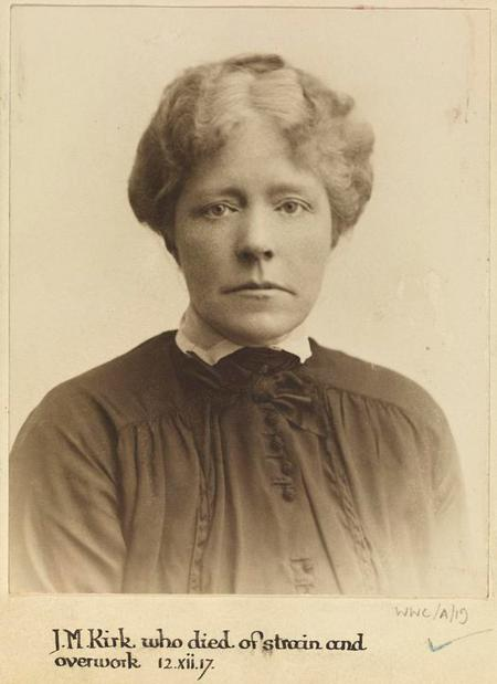 Profile picture for Jane Millar Kirk