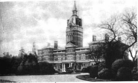 Banstead Asylum