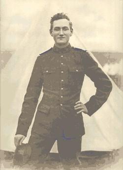 Corporal Herbert 'Bert' Edward Shill