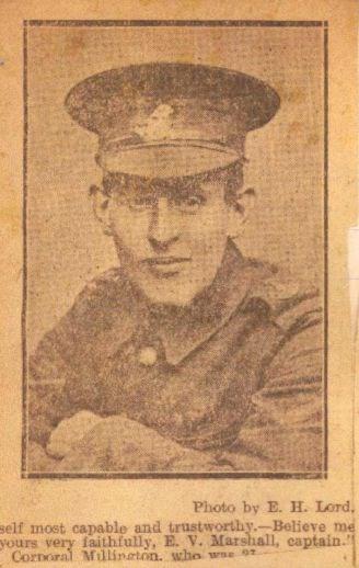 Profile picture for William Edward Millington